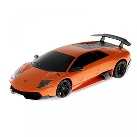 Amazon Com 1 24 Scale Lamborghini Murcielago Lp670 4 Sv Radio