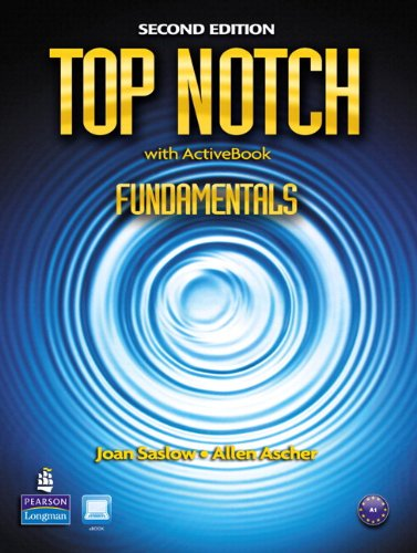 Top Notch Fundamentals Student Book and Workbook Pack (2nd Edition)