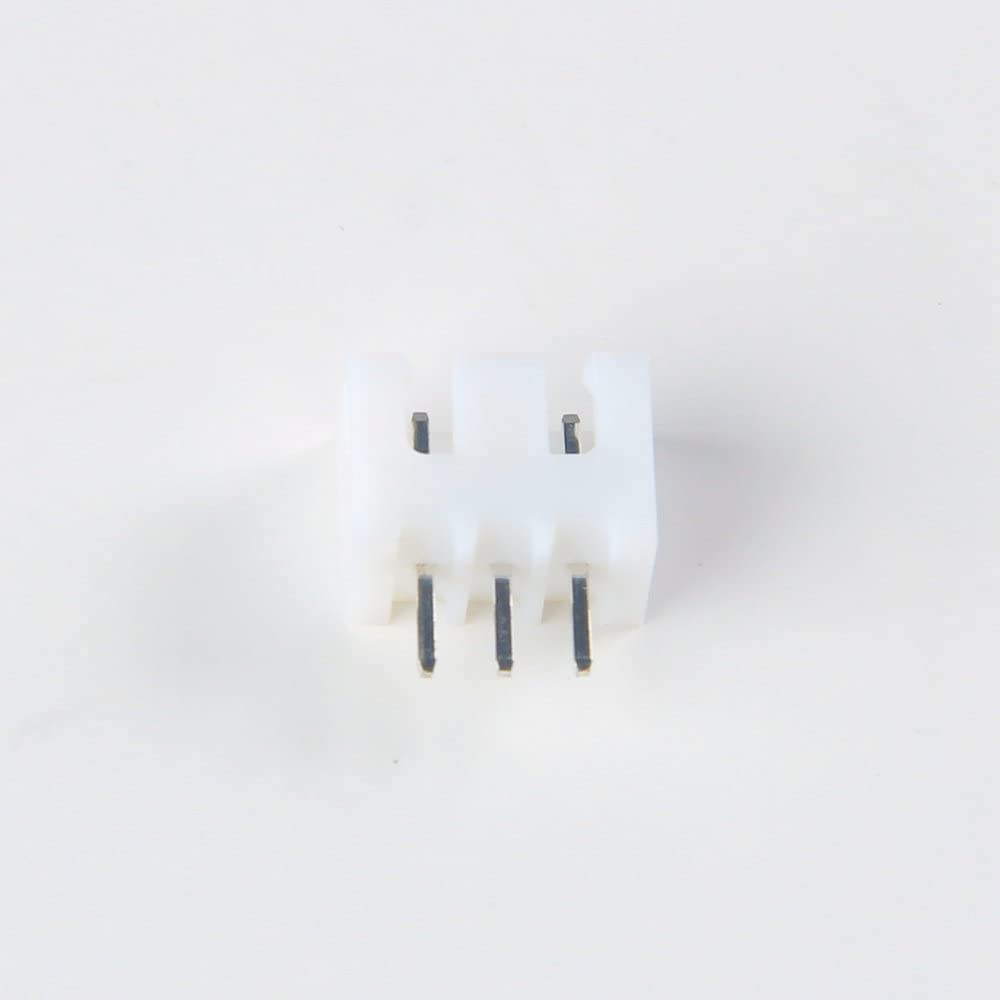 GAOHOU 10 X JST XH 2.5mm 3-pin Connector Adapter Plug With Wire 15cm