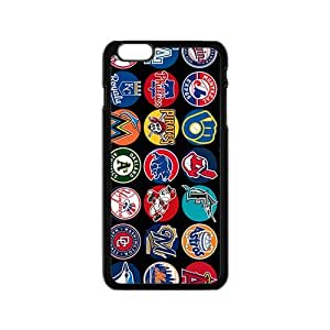 Cool-Benz MLB Background Spotlight Logos Phone case for iphone 6