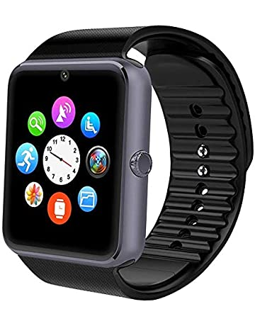 f1625ef60 Willful Smartwatch Android iOS Smart Watch Telefono Touch con SIM Slot  Notifiche per iPhone Samsung Hawei