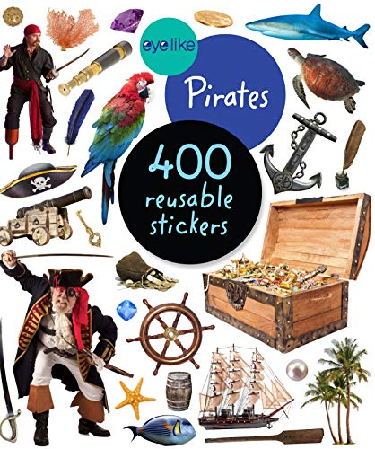 - Eyelike Stickers: Pirates