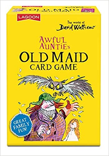 Awful Auntie S Old Maid Card Game Amazon Fr Livres Anglais