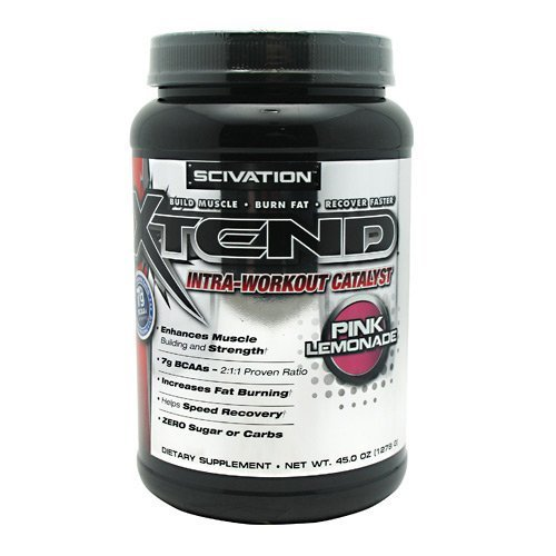 (Scivation Xtend - Pink Lemonade - 90 Servings)