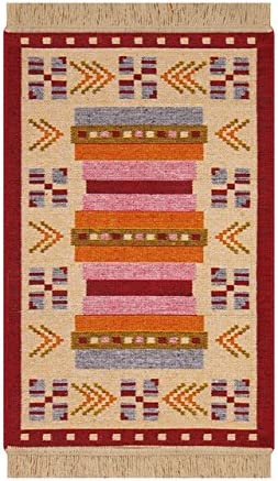 Home Life Alfombra, Algodón, Multicolor, 120 x 180 cm: Amazon.es: Hogar