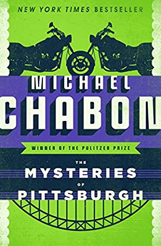 book cover of The Mysteries of Pittsburgh