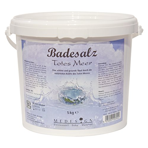 Badesalz Totes Meer, 1er Pack (1 x 5kg)