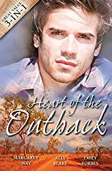 Heart Of The Outback - Volume 2 - 3 Book Box Set (Men of the Outback)
