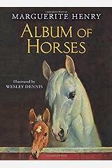 Album of Horses Hardcover