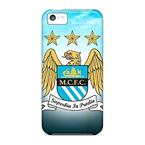 iphone 6plus 6p Cases phone carrying covers High Grade Cases Heavy-duty manchester city popular football club
