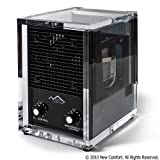 New Comfort 6 Stage Acrylic CA3500 UV Ozone Generator Air Purifier Cleaner Hepa Covers 3500 feet