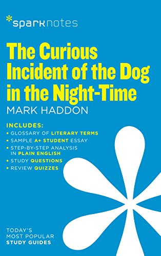 com the curious incident of the dog in the night time the curious incident of the dog in the night time sparknotes literature guide