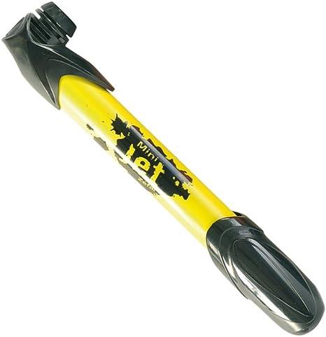 ZEFAL Minijet - Mini-Bomba, Color Amarillo: Amazon.es: Deportes y ...