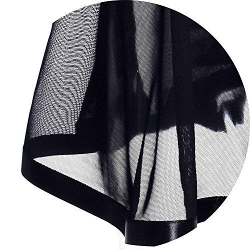 Bibabo25 - Salto de cama - para mujer negro