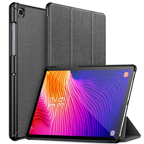 Why Should You Buy Infiland Samsung Galaxy Tab S5e 10.5 Case, Ultra Slim Tri-Fold Shell Cover Compat...