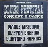 Berkeley 2nd Blues Festival & Dance Arhoolie LP