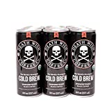 DEATH WISH COFFEE Canned Organic Iced Cold