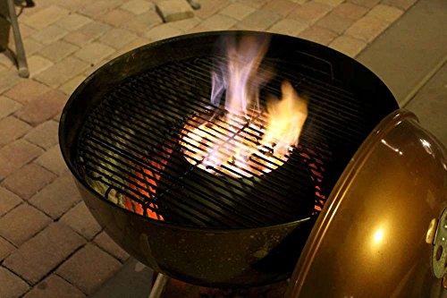Dracarys BBQ Vortex Weber 22 Kettle Grill Accessories