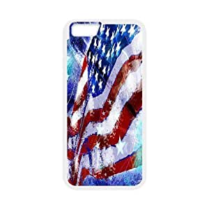 Andre-case Diy Customize American Flag Pattern case cover cell phone Cover case cover for V0W0sN9T1B7 iphone 6 plus