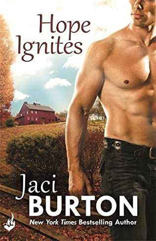 book cover of Hope Ignites