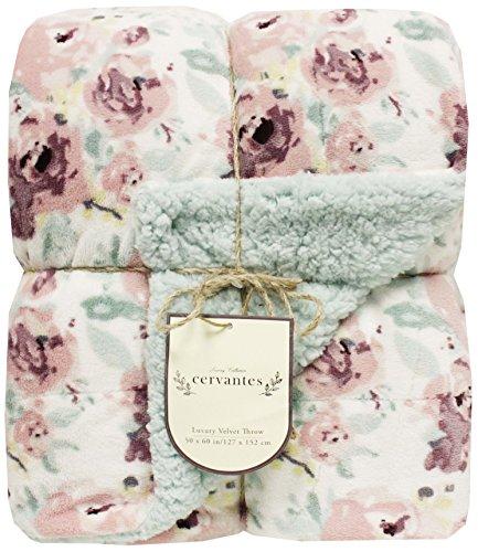 Sherpa Throw Luxury Berber Blanket 50
