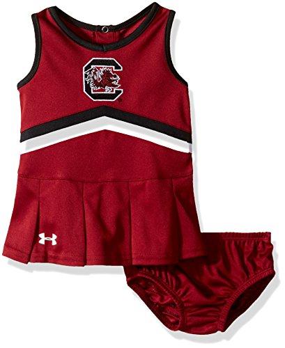 Girls South Carolina Gamecocks Cheerleader Outfit South