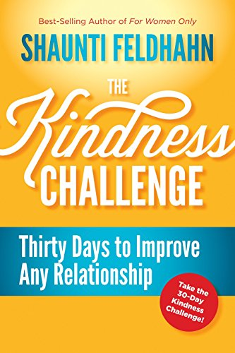 The Kindness Challenge: Thirty Days to Improve Any Relationship by WaterBrook Press