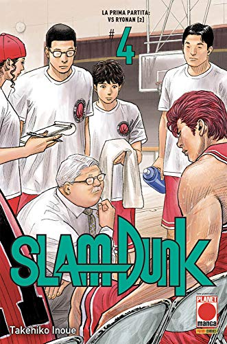 Slam Dunk: 4 (Planet manga) por Takehiko Inoue