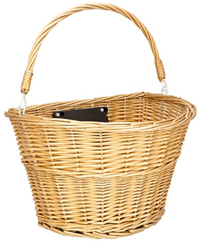 Schwinn Bicycle Wicker Basket (Schwinn Bicycle Basket)