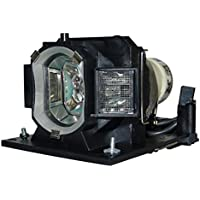 Lutema DT01181-P01 Hitachi DT01181 CPAW250NLAMP Replacement LCD/DLP Projector Lamp (Philips Inside)