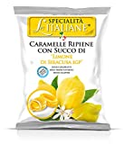 Serra Hard Filled Candy with Lemon from Siracuse, 3.52 Ounce (Pack of 12)