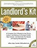 The Landlord's Kit, Jeffrey Taylor, 1427754683