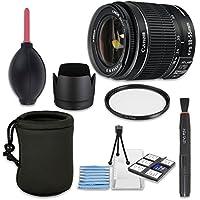 Canon EF-S 18–55mm f/3.5–5.6 IS II Lens - International Version (No Warranty)