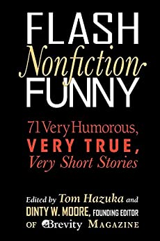 Flash Nonfiction Funny Humorous Stories ebook product image