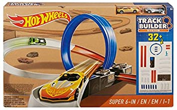 Track Builder Starter Kit Mattel DWW95 Hot Wheels