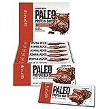 Julian Bakery® Paleo Thin® Protein Bars (Chocolate Brownie) (Gluten-Free) (1g Sugar) 12 Bars