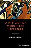 History of Modernism, Gasiorek, Andrzej, 1405177160