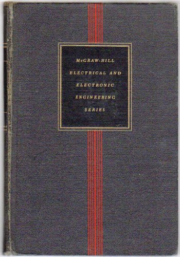 Vacuum Tubes (McGraw-Hill Electrical and Electronic Engineering Series)