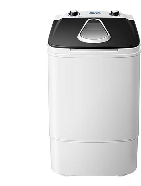 LXDDP Lavadora portátil, Mini máquina pequeña una Sola bañera ...