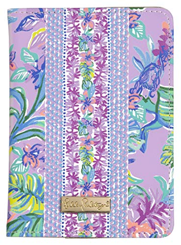 Lilly Pulitzer Passport Cover/Holder/Wallet 11