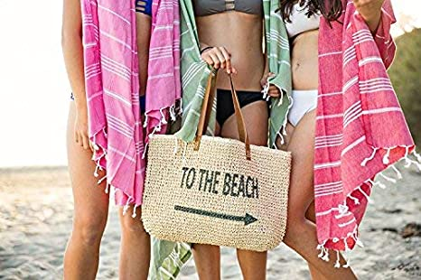Essential Turkish Towel Peshtemal in 100/% Cotton for Beach Bath Swimming Pool Yoga Pilates Picnic Blanket Scarf Wrap Hammam Fouta Turkish Bath Towels Beach Towel Green