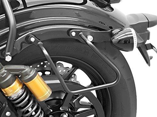 Packtaschenb/ügel Fehling Yamaha XV 950 14-17 schwarz
