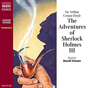 The Adventures of Sherlock Holmes III Hörbuch