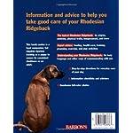 Rhodesian Ridgebacks (Complete Pet Owner's Manual) 4