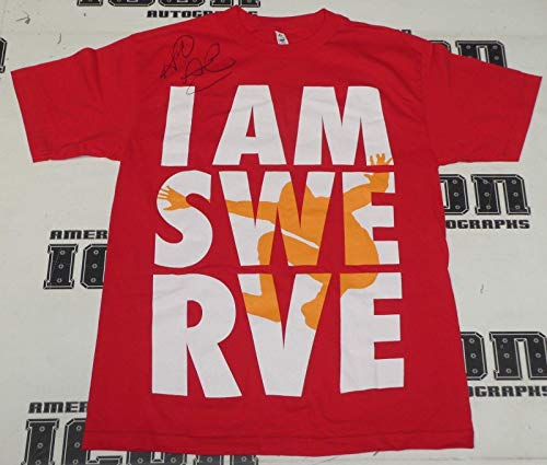 Shane Strickland Signed Shirt BAS Beckett COA Lucha Underground WWE Autograph 82 - Beckett Authentication (Strickland Signed)