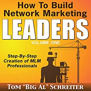 How to Build Network Marketing Leaders  Audiobook