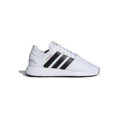 adidas , Jungen Sneaker Weiß weiß 38.5 EU, Weiß - weiß - Größe: 36 ...