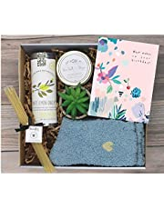 UnboxMe Care Package For Women | Feel Better Soon Get Well Soon Gift | Stress Relief Gift Self Care Encouragement Gift Nurse Gift Bff Gift, Cancer Gift Happy Birthday Gift