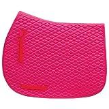 Uniquely English Prism All Purpose Saddle Pad (Pink)