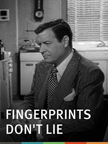 Fingerprints Don't Lie